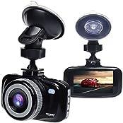 Toguard Full HD 1080P H.264 2.7  LCD Auto Kamera DashCam Armaturenbrett Kamera, G-Sensor, LDWS (Warnung bei Fahrstreifenwechsel), FCWS (Abstandwarnung), Parkmonitor, Bewegungserkennung und Nachtsicht