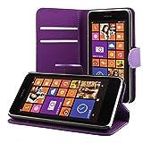 ECENCE Handyhülle Schutzhülle Case Cover kompatibel für Nokia Lumia 630/630 Dual SIM / 635 Handytasche 41020302