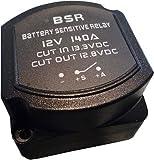 Vollautomatisches Batterietrennrelais 12V / 140 A