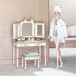 Barbie Fashion Model Collection Silkstone Vanity