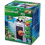 JBL 60210 Außenfilter für Aquarien von 60 - 200 Litern, CristalProfi e 701 greenline