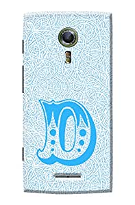 Alcatel One Touch Flash 2 Cover Kanvas Cases Premium Quality Designer 3D Printed Lightweight Slim Matte Finish Hard Back Case for Alcatel One Touch Flash 2