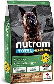 Nutram T26 Total Grain-Free Lamb & Lentils Dog Food, 11