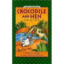 Crocodile and Hen: A Bakongo Folktale