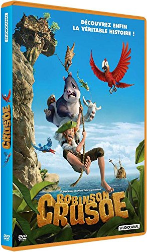 Robinson Crusoe [Francia] [DVD]