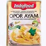 Indofood Opor Ayam - pollo en salsa picante de coco, 45 gramos (12 paquetes)