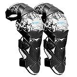 Fashion ginocchiere moto motocross tutore per ginocchio PC High-End di ingranaggi ginocchiera protezioni