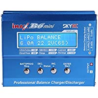 Tenlacum SKYRC iMAX B6 Mini Professional Balance Charger / Discharger for RC Battery Charging and RC Helicopter Quadcopter BatteryToys