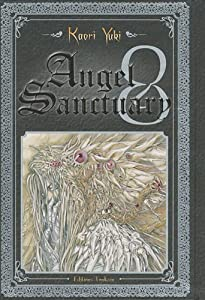 Angel Sanctuary Edition deluxe Tome 8