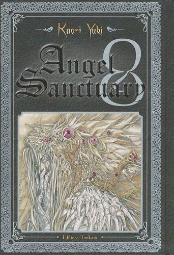 Angel sanctuary Deluxe Vol.8 par Kaori Yuki