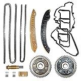 Arbre à cames Cam Gears kit de distribution Chaîne Poulie