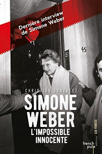 L'affaire Simone Weber (Les Féroces) par Christian Gonzalez