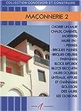 Maçonnerie, numéro 2, nouvelle édition