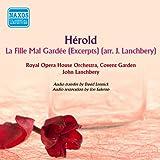 La fille mal gardee (arr. J. Lanchbery): Act I: No. 26. Simone's Return - No. 17. Clog Dance - No. 18. Maypole Dance - No. 19. Storm - Finale
