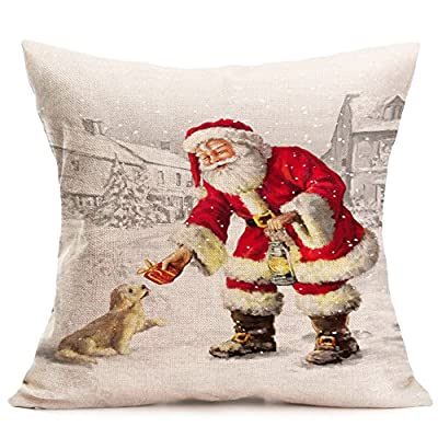Selection Of Beautiful Christmas Cushion Covers 18 x 18