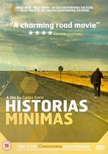 Historias mínimas [DVD] [2002]