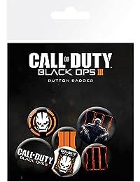 GB eye, Call of Duty Black Ops 3, Pack de Chapas