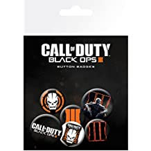 GB eye, Call of Duty Black Ops 3, Pack de Chapas