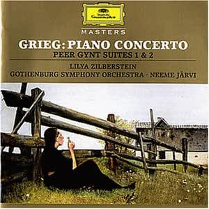 Masters - Grieg: Piano Concerto / Peer Gynt Suites 1 & 2
