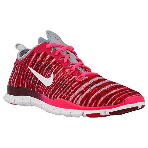 Nike - Wmn Free 50 TR Fit - Farbe: Rot-Schwarz-Weiß - Größe: 38.0 (Free Nike 50)
