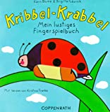 Kribbel-Krabbel Mein lustiges Fingerspielbuch