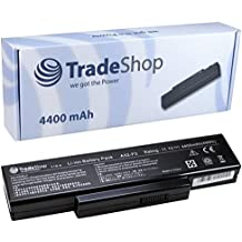 Trade Shop Laptop Ordenador Portatil batería de 4400mAh para MSI VR430VR440VR600VR601VR610VR630PX600VR de 430VR de 440VR de 600VR de 601VR de 610VR 630PX 600sustituye a A32-F3A32-F3, A32-Z94, A33-F3Cortex-A990-NIA1B1000BATFT10L61CBPIL52M740BAT-6de 6BATEL80L9