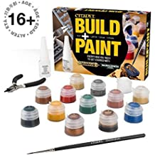 Warhammer Citadel Build + Paint Set by Citadel
