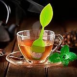 #3: Famacart Transparent Green Tea Mug Cup & Saucer,12