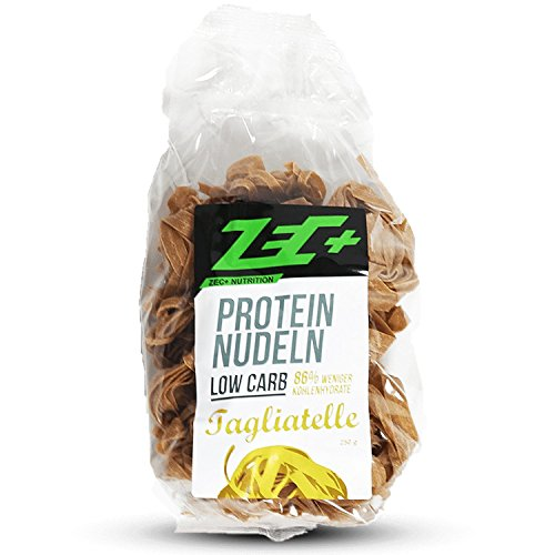 ZEC+ PROTEIN Low Carb NUDELN 3er Pack - 2