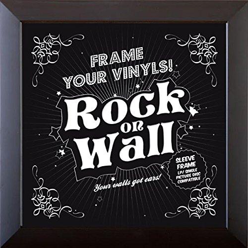 Rock on Wall