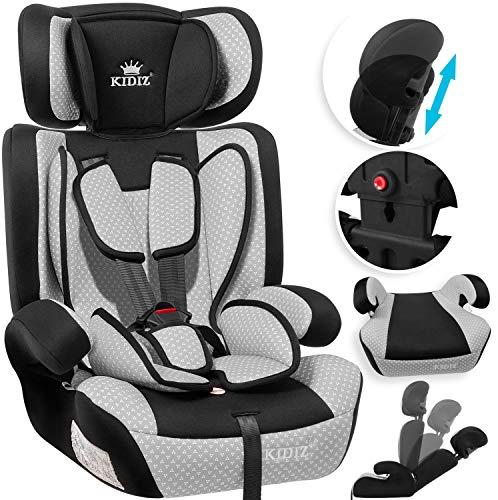 KIDIZ® Autokindersitz Kindersitz Kinderautositz | Autositz Sitzschale