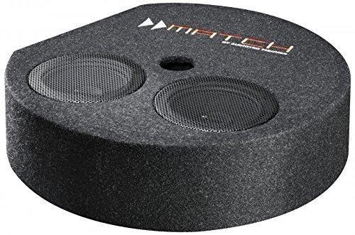 """MATCH Bassreflexbox PP 7S-D 16 5 cm/6 5"""" 200 Watt RMS"""