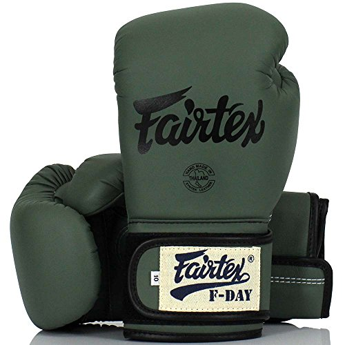 fairtex boxhandschuhe Fairtex Boxhandschuhe, BGV-11, F-Day, Boxing Gloves MMA Muay Thai Thaiboxen Size 16 Oz
