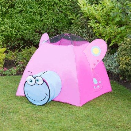 Marke New Butterfly Garden Play Zelt Kinder Fun (Outdoor-eintrag Möbel)