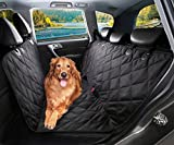Dog Car Seat Cover, Brightshow Pet Seat Cover for Cars...