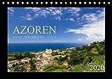 Azoren - São Miguel (Tischkalender 2020 DIN A5 quer): Die Azoren - eine wunderschöne Inselgruppe inmitten des Atlantik. Der Kalender zeigt die ... (Monatskalender, 14 Seiten ) (CALVENDO Orte) - Susanne Schlüter