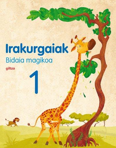 Irakurgaiak 1 - 9788483781999