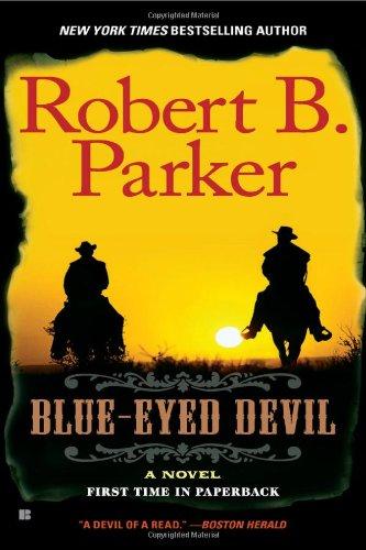 Blue-Eyed Devil par Robert B Parker