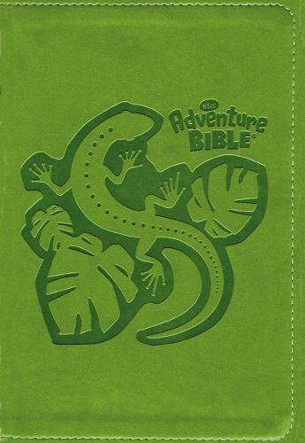 NIrV, Adventure Bible for Early Readers, Imitation Leather, Green, Full Color