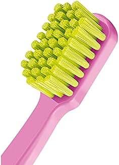 Curaprox Ultra Soft 5460 Cepillo de dientes, muy suave, 4 unidades (unisex, disponible en colores clásicos): Amazon.es: Salud y cuidado personal