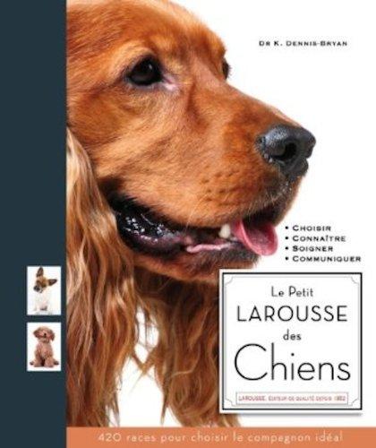 """<a href=""""/node/196812"""">Le petit Larousse des chiens</a>"""
