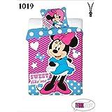 2piezas infantil Ropa de cama 100x 13540x 60Disney 1019Minnie Mouse
