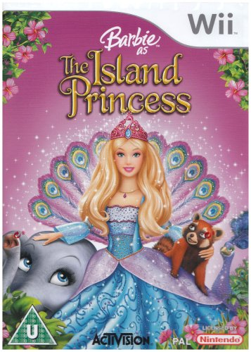 Barbie Island Princess (wii)