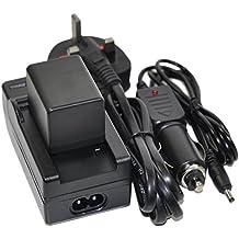 BTBAI 2,68–Una Batería para Canon BP-709bp-719BP-718BP718BP-727BP727LEGRIA HF M506M56M60R306R36–R37R38R46R406R48R56R506R66R606VIXIA HF M50M500R30R32R300R500R50R52iVIS HF M56M51M52R30R31