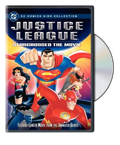 Justice League: Starcrossed - The Movie by Various - Films Starcrossed
