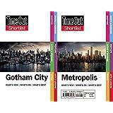 Time Out Shortlist Gotham and Metropolis (Batman vs Superman)