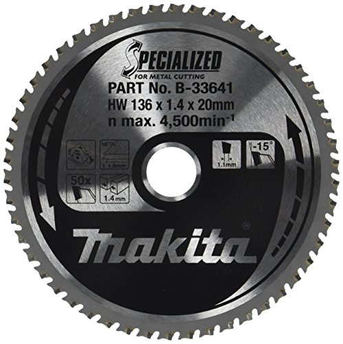 Makita B-33641 SPECIALIZED Saegeb.136x20x50Z