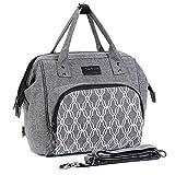 AmHoo Kühltasche Picknicktasche Lunchtasche Mittagessen Tasche Thermotasche Kühltasche Isoliertasche für Lebensmitteltransport
