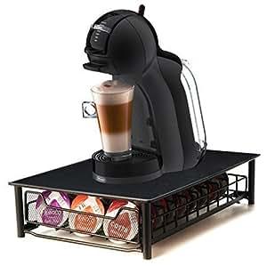 tassimo kompatibel kaffee kapsel schublade st nder f r 56 kapseln. Black Bedroom Furniture Sets. Home Design Ideas