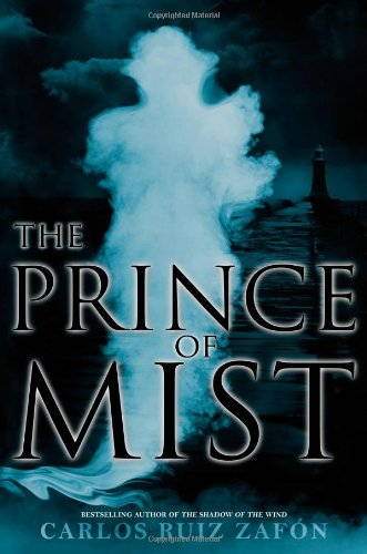 Book cover for The Prince of Mist